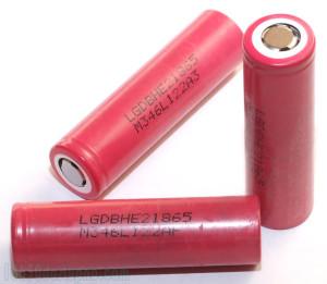 LG ICR18650HE2