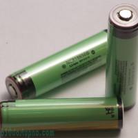 Panasonic NCR18650B защищённый