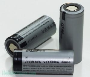 Grey INR26650