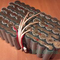 Батарея 48в 12Ah