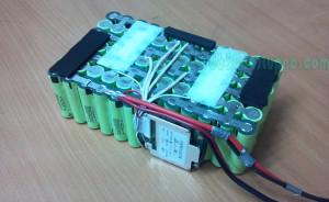 Батарея 48в 17Ah