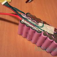 Батарея 22в 12Ah