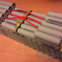 Батарея 24в 38Ah