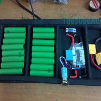 Батарея 36в 12Ah